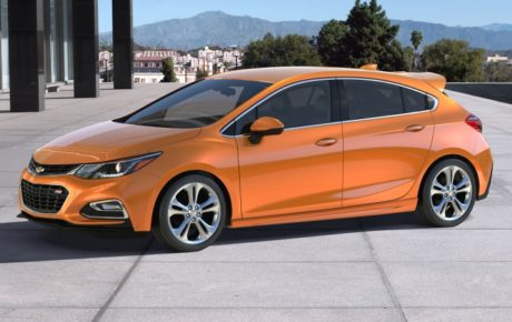 Chevrolet Cruze Hatch Review